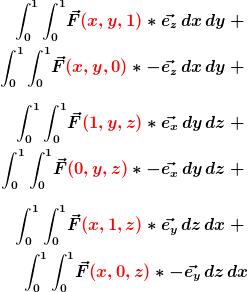 ���!�ki�e&z)�yf�x�_OberflächenintegralübereinenWürfel
