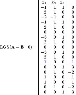 Eigenvektor Berechnen 2x2 : untervektorraum bestimmen einer matrix ~ Themetempest.com Abrechnung
